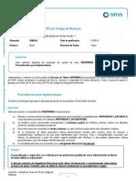 GPE BT Geracao de Titulos de IRF
