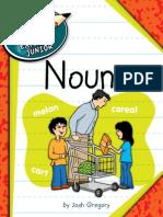 Explorer Junior Library - (the Parts of Speech) Nouns