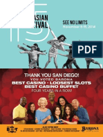 2014 San Diego Asian Film Festival Program Booklet