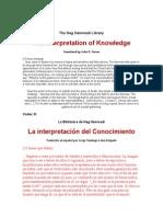 The Nag Hammadi Library La Interpretación Del Conocimiento