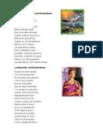 canciones Guatemaltecas.