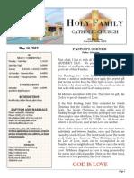 church bulletin 5-10-2015 (1)