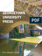 Georgetown University Press Fall/Winter 2015
