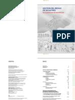 Manual de gestión de desastres