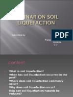 Soil Liquification