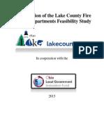Fire Feasibility Report Final Draft