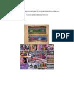 Productos y Servicios Turisticos Que Ofrece Guatemala