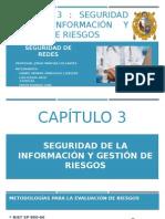 Chapter 3 - Seguridad de Redes
