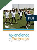 Aprendiendo en Movimiento
