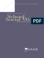 NASW - Standards for School Social Workers
