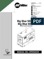 Manual Operación Miller Big Blue 600x