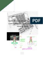 Proyecto Instalaciones Sanitarias Asotrinidad Memoria Urbanismo