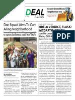 The Real Deal Press •May 2015 • Vol. 2 # 2