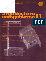 Arquitectura Autogobierno 11 Arq. UNAM