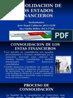 CONSOLIDACION DE LOS ESTADOS FINANCIEROS-2.ppt