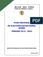 Plan Nacional de Electrificacion Rural-pner-2015-2024