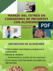 Manejo Del Estrés en Cuidadores de Pacientes Con Alzheimer