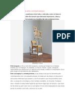 Reflexiones Sobre Arte Contemporáneo