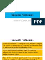 Opciones Financieras Xxx