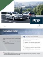 Handbook User Guide Peugeot 207