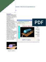 Simulación Por Ordenador DEPOSITO CILINDRICO