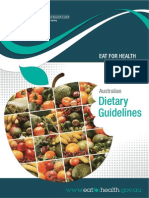 australian dietary guidelines
