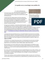 Agência FAPESP - História de Palmares Ganha Nova Cronologia Com Análise de Fontes Originais - 01-08-2013