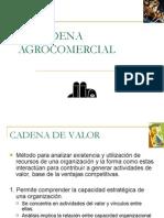 Cadenas Agrocomerciales y Ventajas Comparativas