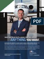 MSU Denver Progress Colorado Magazine Ad