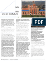 MSU Denver Progress Colorado AES Advertorial