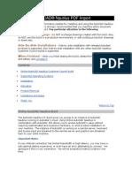 AutoCAD Nautilus PDF Import_Readme
