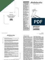 Manual Esteira430EE
