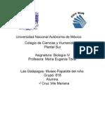 Galápagos - Reseña