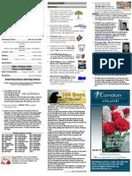 bulletin may 9-2015