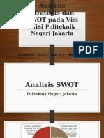 Analisis Strategis Dan SWOT Pada Visi Misi Politeknik