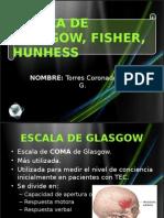 ESCALA GLASGOW FISHER HUNHESS.pptx