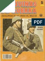 Varios - Armas Automaticas Individuales de La Segunda Guerra Mundial