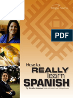 Need to Know Before Studing Spanish