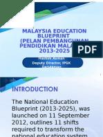 Malaysia Education Blueprint