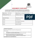 Group Assignment - Final 3 Feb 2014