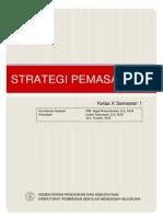 Strategi Pemasaran 1