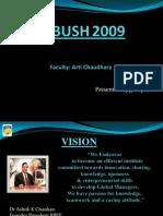 INBUSH 2009