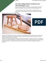 COISAS de MADEIRA _ Construindo, Aprendendo _ Página 2