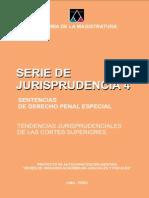 JURISPRUDENCIA DERECHO PENAL