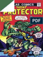 Phoenix The Protector 4 Vol 1