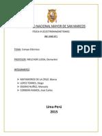 LABORATORIO FISICA III