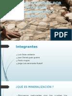 MINERALIZACIONES POR PROCESOS SEDIMENTARIOS Y QUIMICOS FINAL.pptx