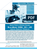 BlackBerry GSM, 3G y 4G