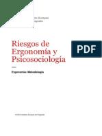 Ergonomia Metodología