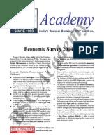 EconomicSurvey2014_15